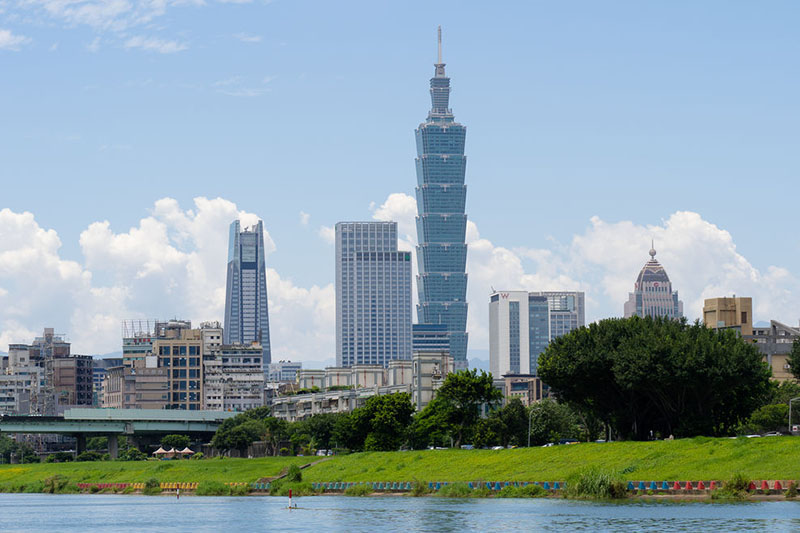 Taiwan remains third in the latest Profit Opportunity Recommendation report released by U.S.-headquartered Business Environment Risk Intelligence SA. (Staff photo/Chin Hung-hao)